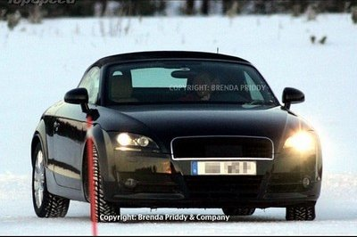 Audi TT to debut in April al NYAIS