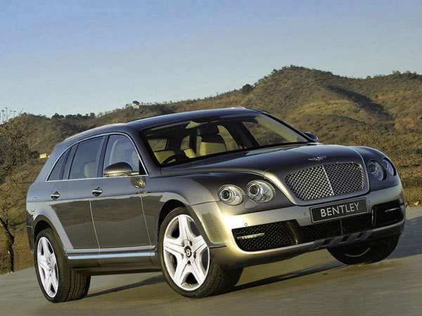 Exclusive Auto Sales >> Bentley SUV Concept BY616 | car News @ Top Speed
