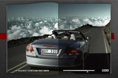 'Feel' TV ad for all new Volvo C70