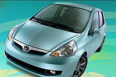 Honda announces Honda Fit 2007 prices and Epa Data