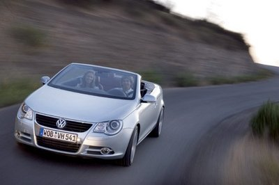 New Volkswagen Eos will launch in may