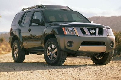 Nissan Xterra SUV of the Year