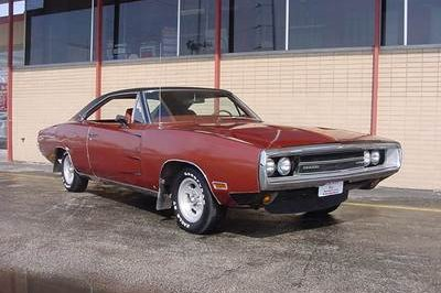 1968 - 1978 Dodge Charger RT History - image 51188