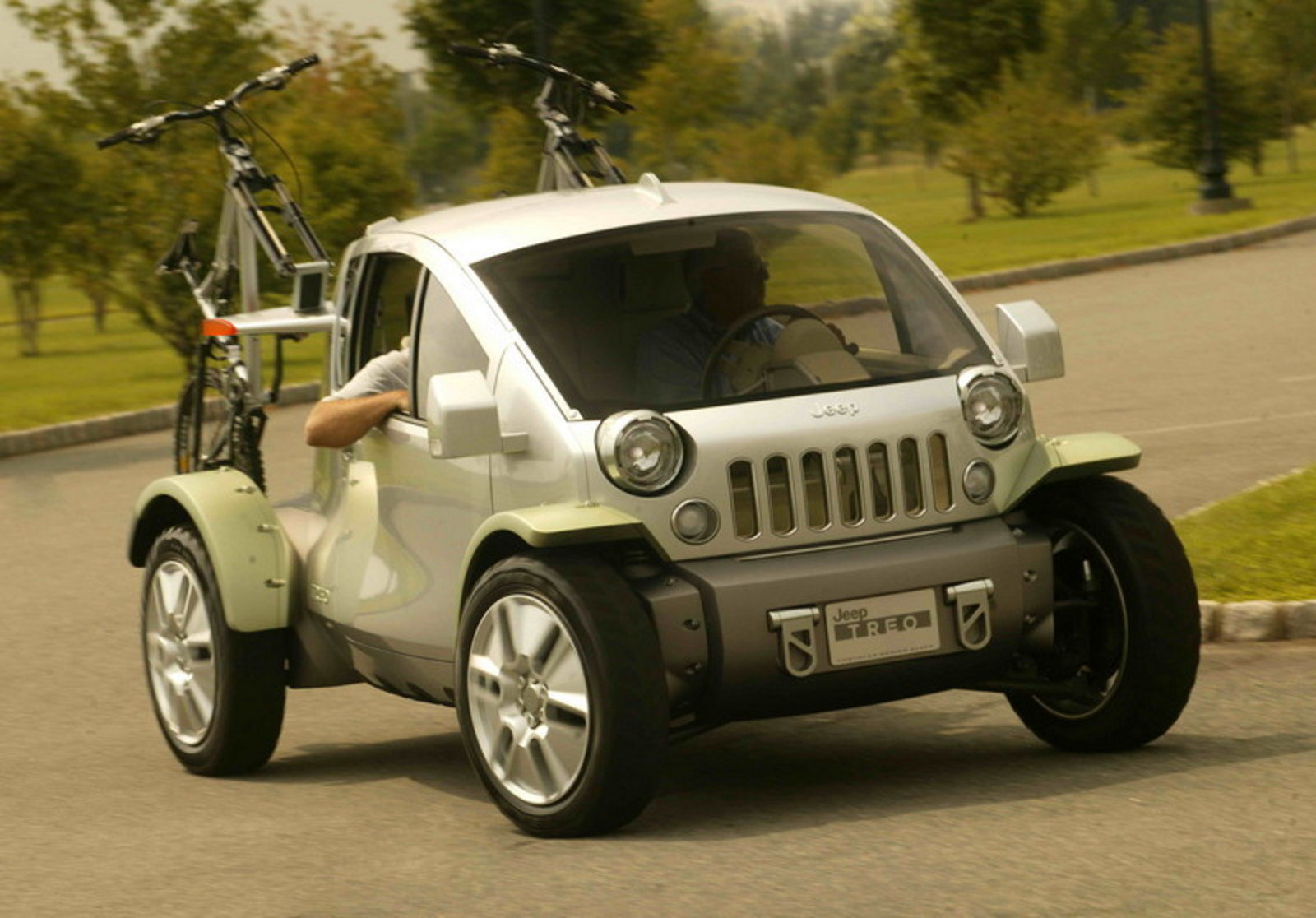 2003 Jeep Treo Concept Review Top Speed