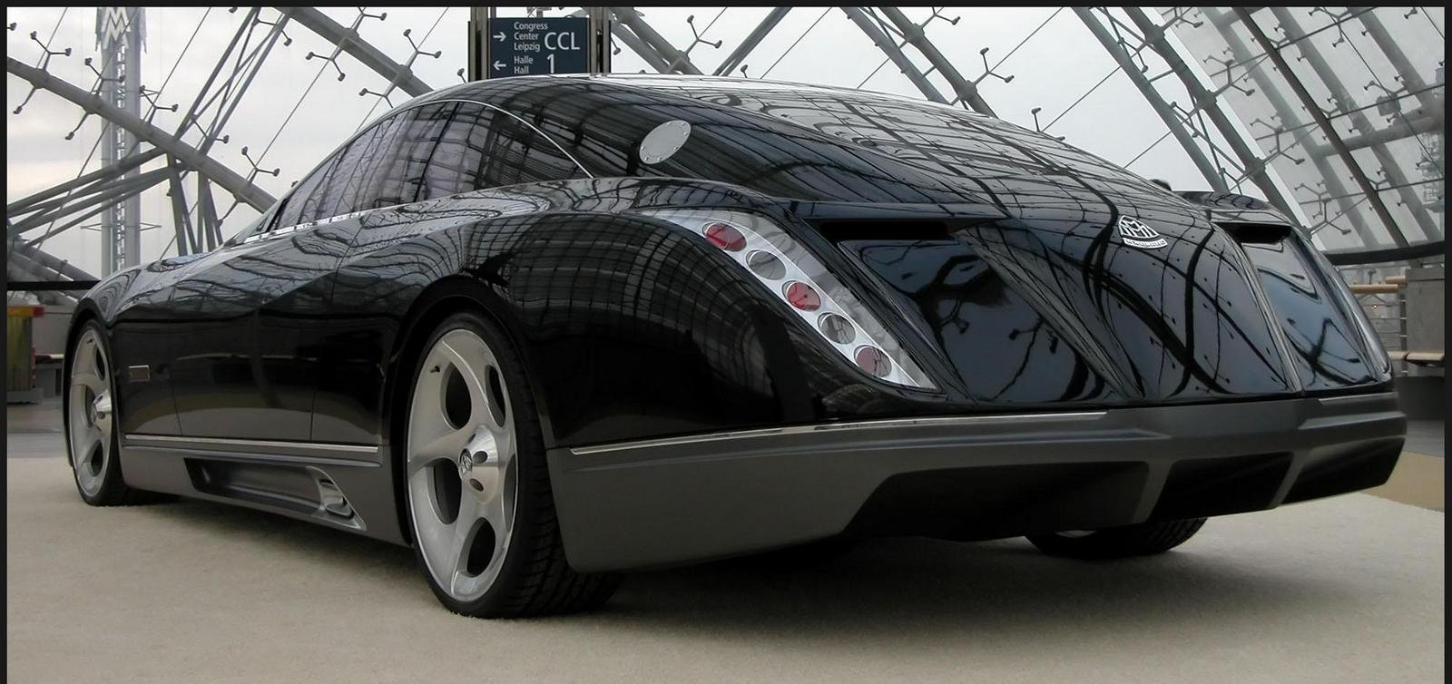 2005 Maybach Exelero - Picture 51324 | car review @ Top Speed