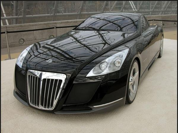 2005 Maybach Exelero Picture 51306 Car Review Top Speed
