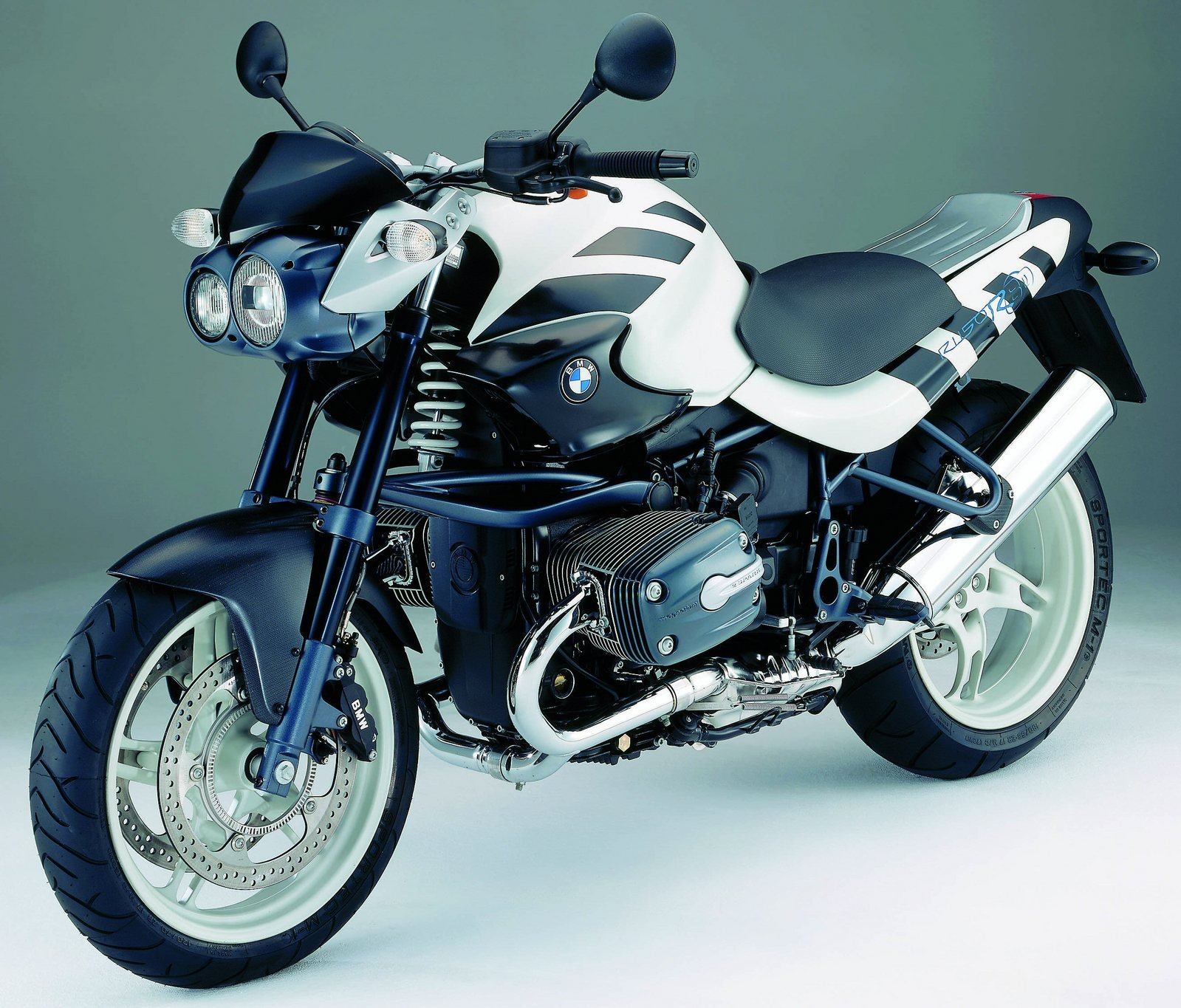 2006 BMW R 1150 R Rockster Review