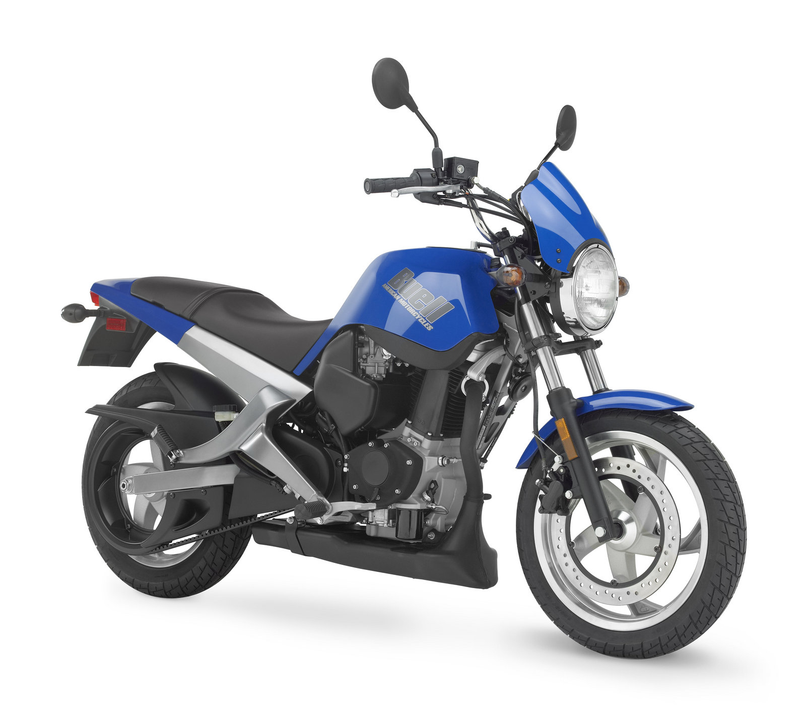 Motorcycle Review Top Speed: 2006 Buell Blast - Picture 52095