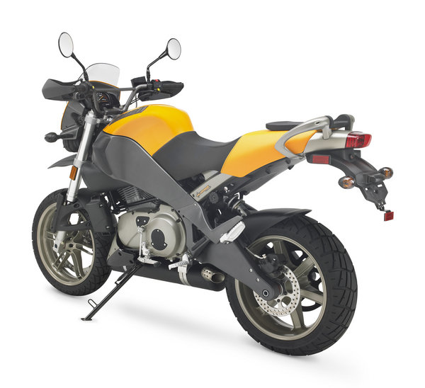 Motorcycle Review Top Speed: 2006 Buell Ulysses XB12X - Picture 52264