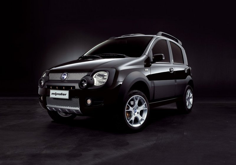 fiat panda photos pictures pics wallpapers top speed. Black Bedroom Furniture Sets. Home Design Ideas