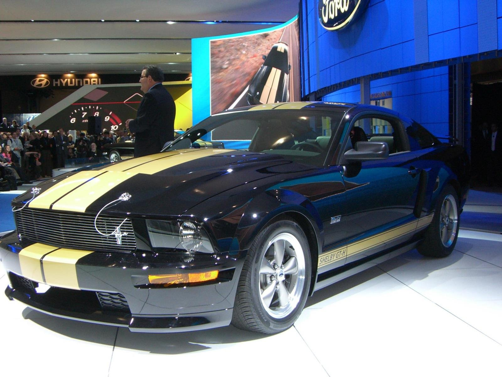 2006 ford mustang shelby gt h picture 53118 car review. Black Bedroom Furniture Sets. Home Design Ideas