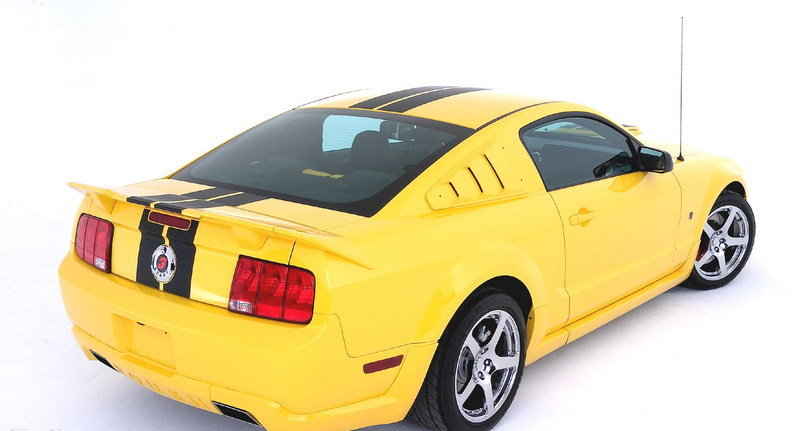 2006 ford mustang stage 3 roush review top speed. Black Bedroom Furniture Sets. Home Design Ideas