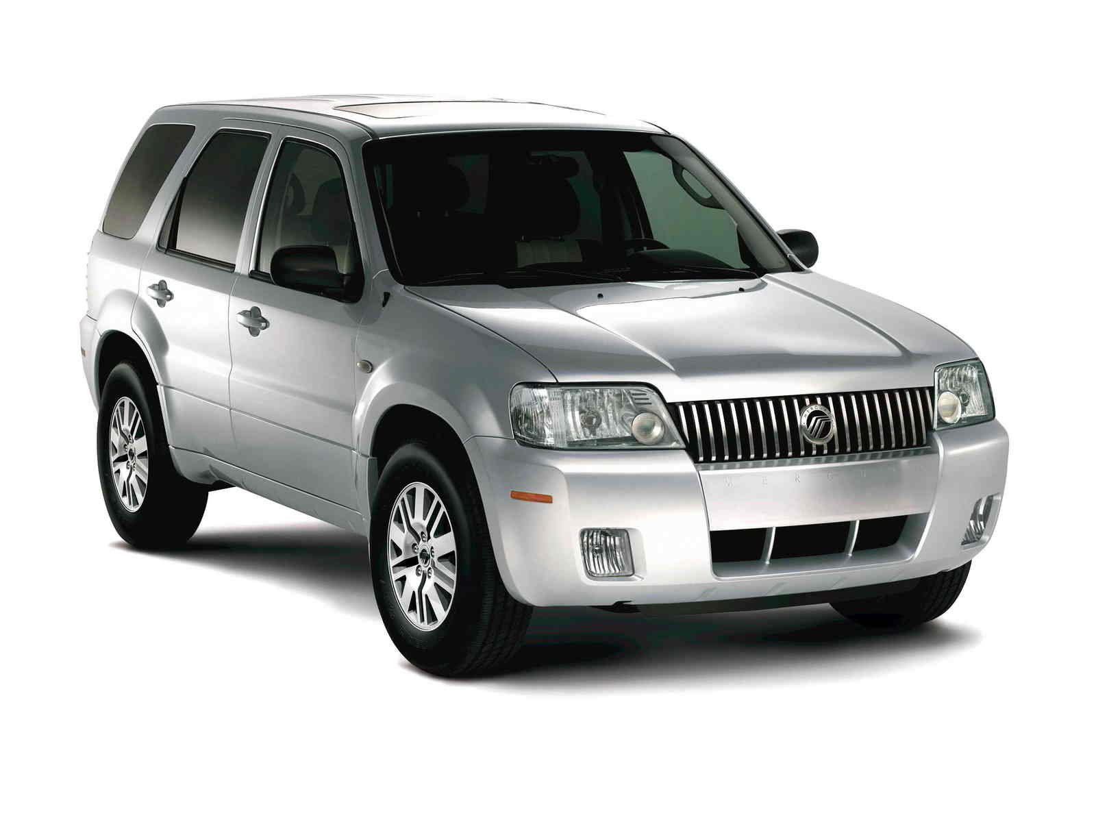 Mariner Car: 2006 Mercury Mariner Review