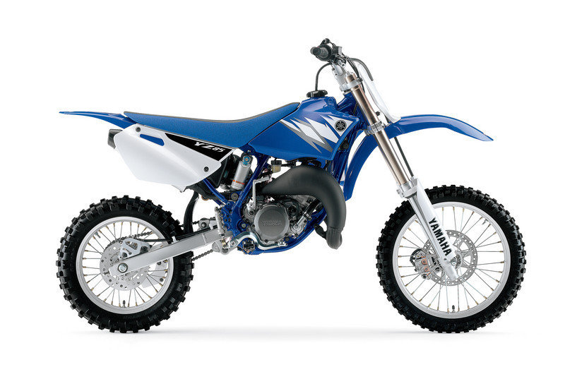 2006 yamaha yz85 review top speed for Yamaha yz85 top speed