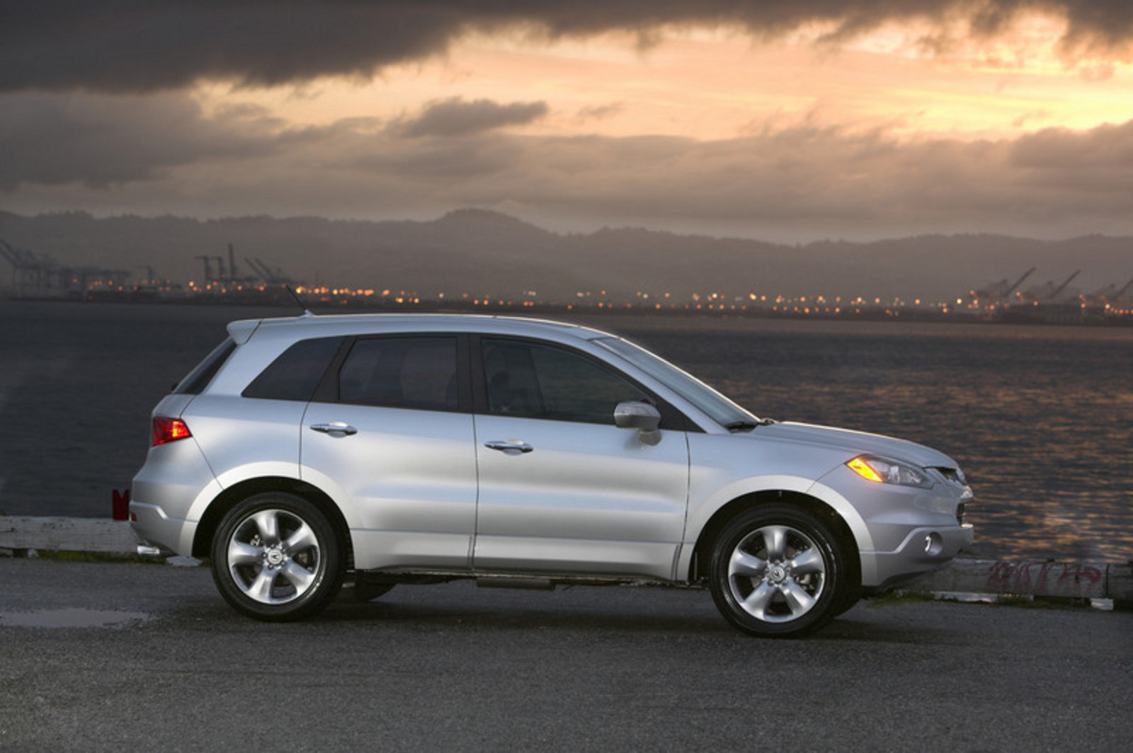 2007 acura rdx turbocharged review top speed. Black Bedroom Furniture Sets. Home Design Ideas
