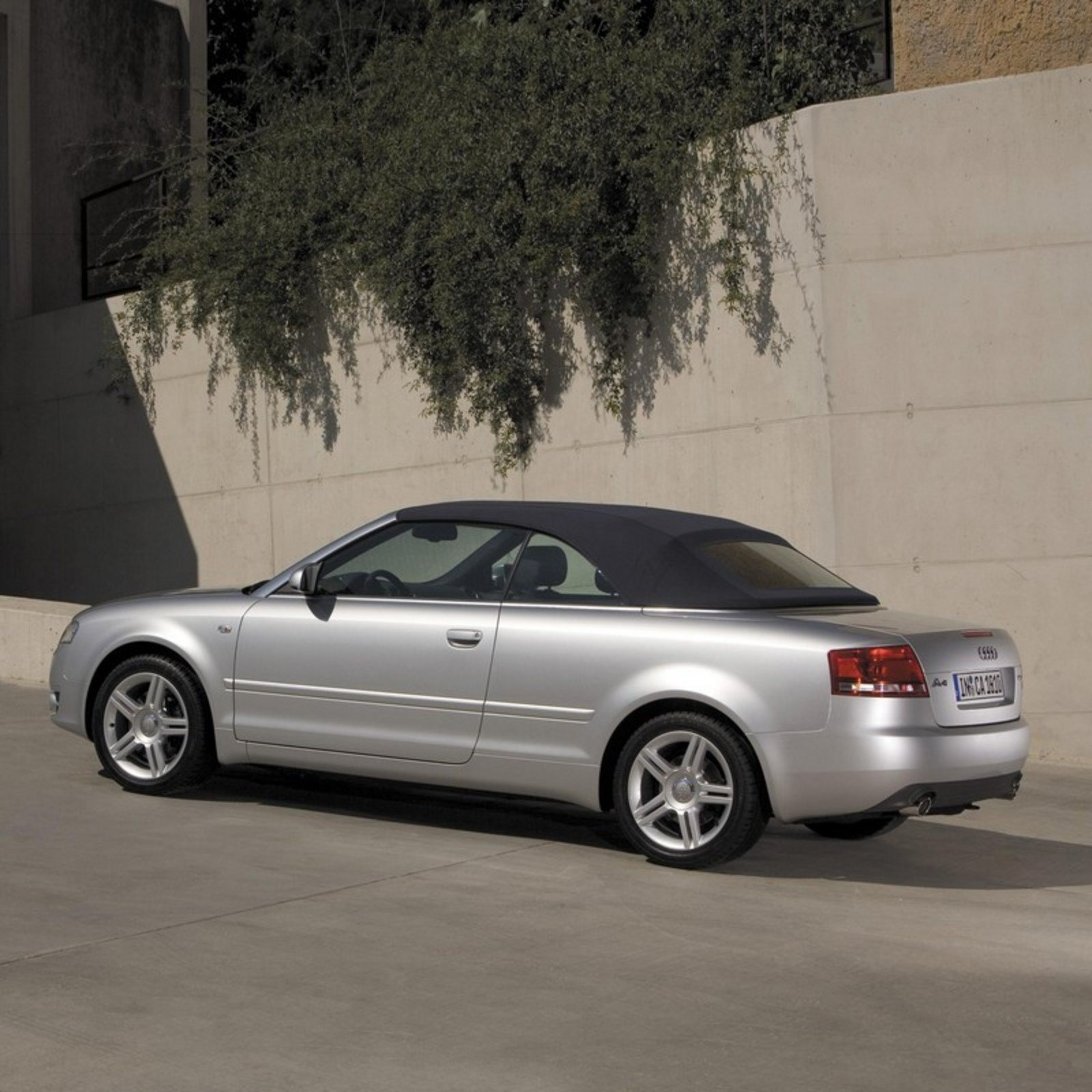 2007 Audi A4 Convertible - Picture 50268
