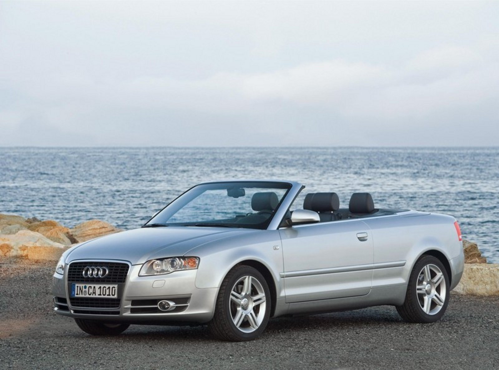 2007 audi a4 convertible picture 50254 car review top speed. Black Bedroom Furniture Sets. Home Design Ideas