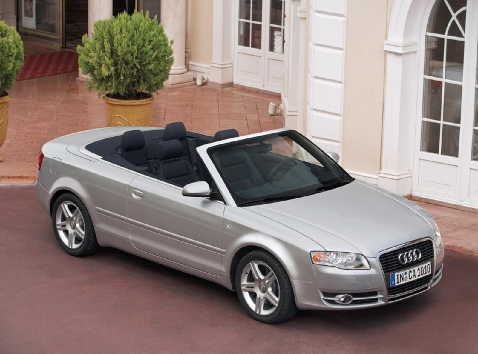 Hello Audi A4 Cabrio, Goodbye Audi TT Roadster And A5 Cabrio | Top Speed. »