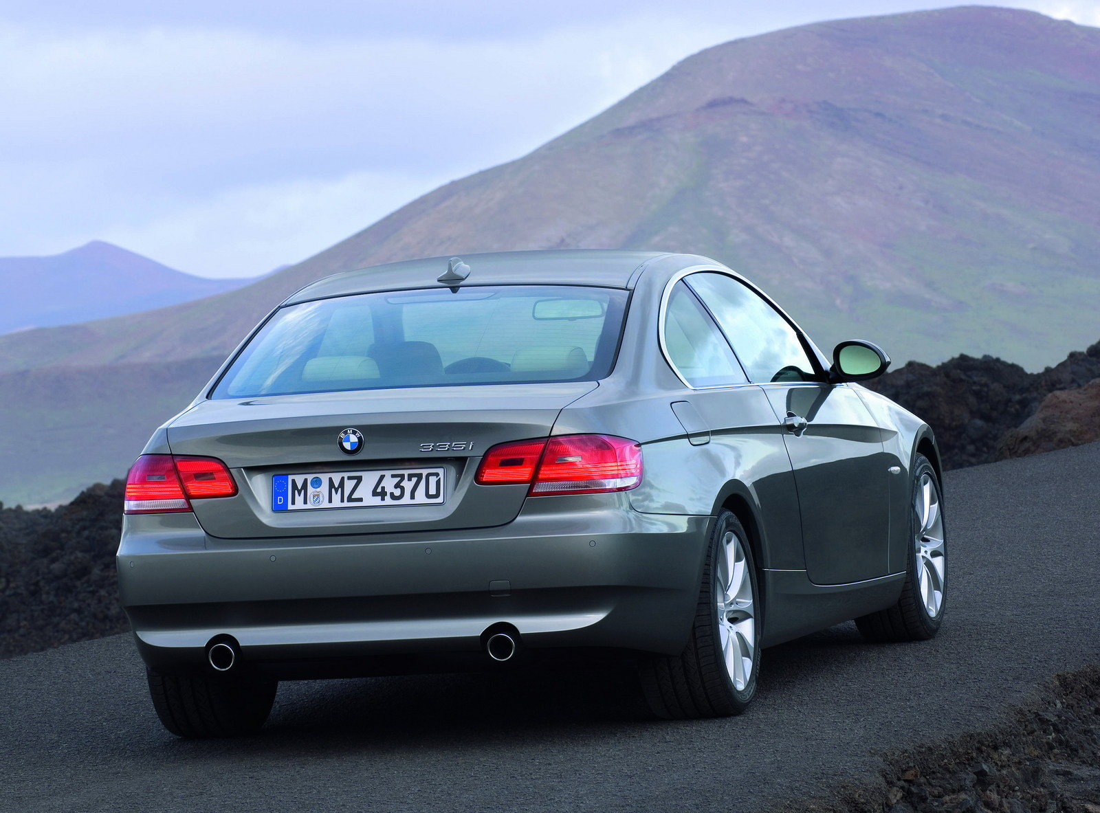 2007 bmw 3 series coupe e90 picture 54230 car review. Black Bedroom Furniture Sets. Home Design Ideas