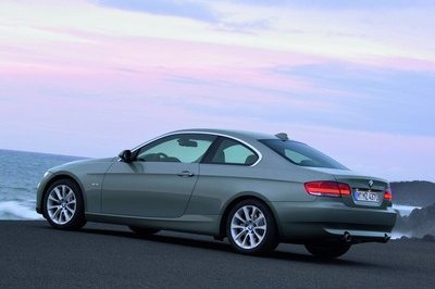 2007 BMW 3-Series Coupe (E90) | Top Speed