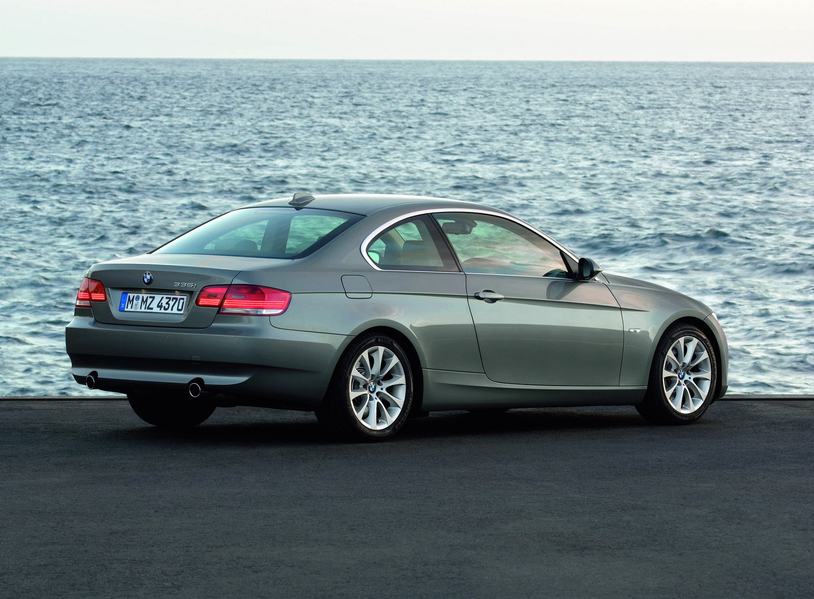 2007 bmw 3 series coupe e90 picture 54224 car review. Black Bedroom Furniture Sets. Home Design Ideas