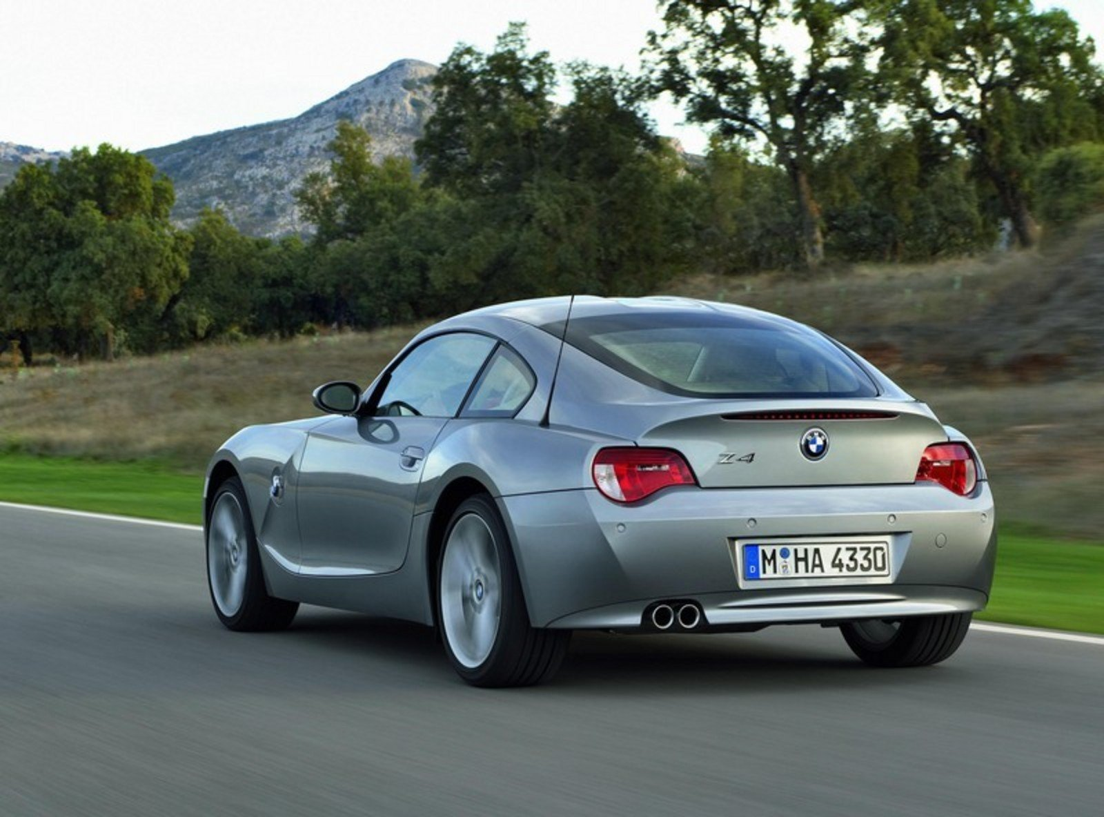 2007 Bmw Z4 Coupe Picture 55020 Car Review Top Speed