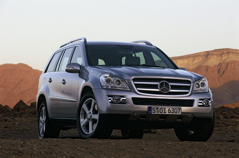 Diesel Power for the new GL-Class