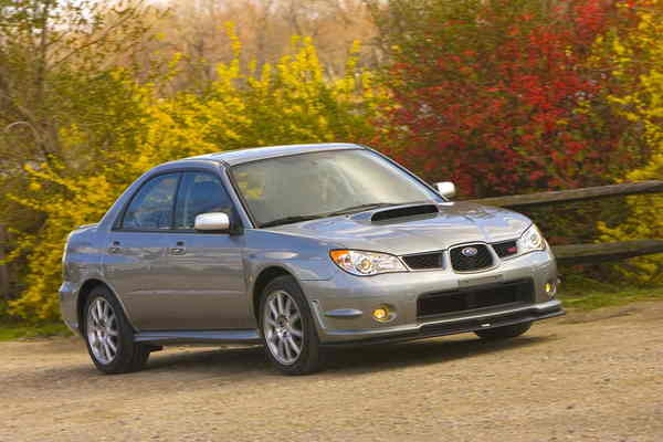 2007 subaru impreza wrx sti limited review top speed. Black Bedroom Furniture Sets. Home Design Ideas