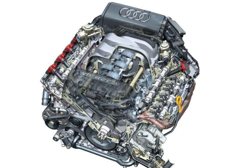 2 FSI Engine For Audi A6 And A8 News - Top Sd