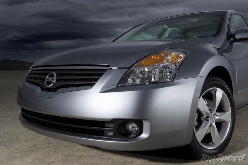 Nissan to sell hybrid Altima in Only 8 U.S. States