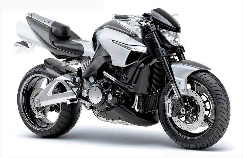 Suzuki B-King concept bike