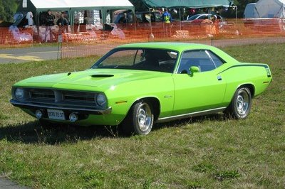 1964 - 1974 Plymouth Baracuda History | Top Speed