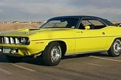 Plymputh barracuda