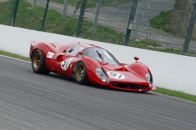 1966 - 1967 Ferrari 330 P3 One Of The Most Beautiful Race Cars In
