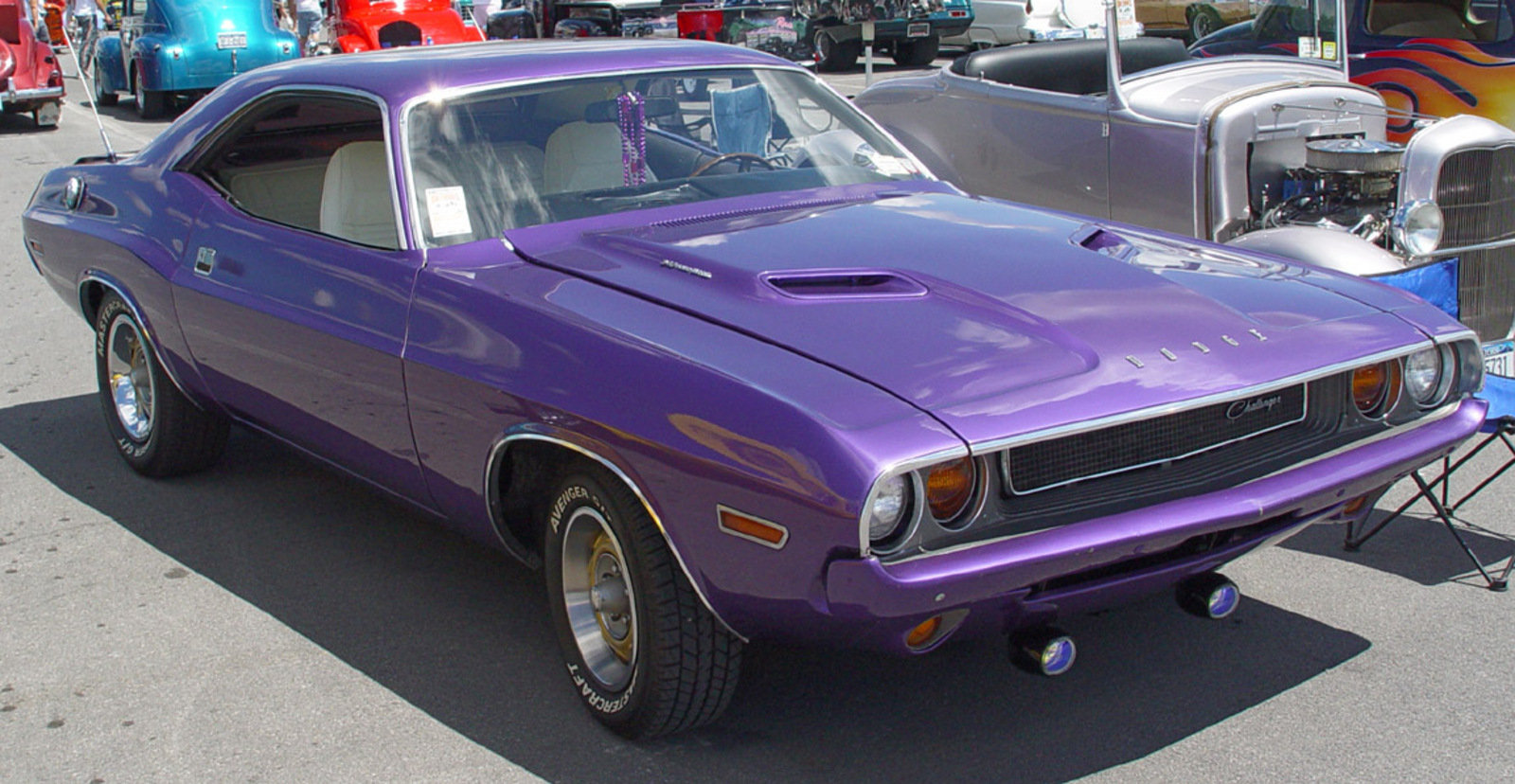 1970 1983 Dodge Challenger History Review Top Speed