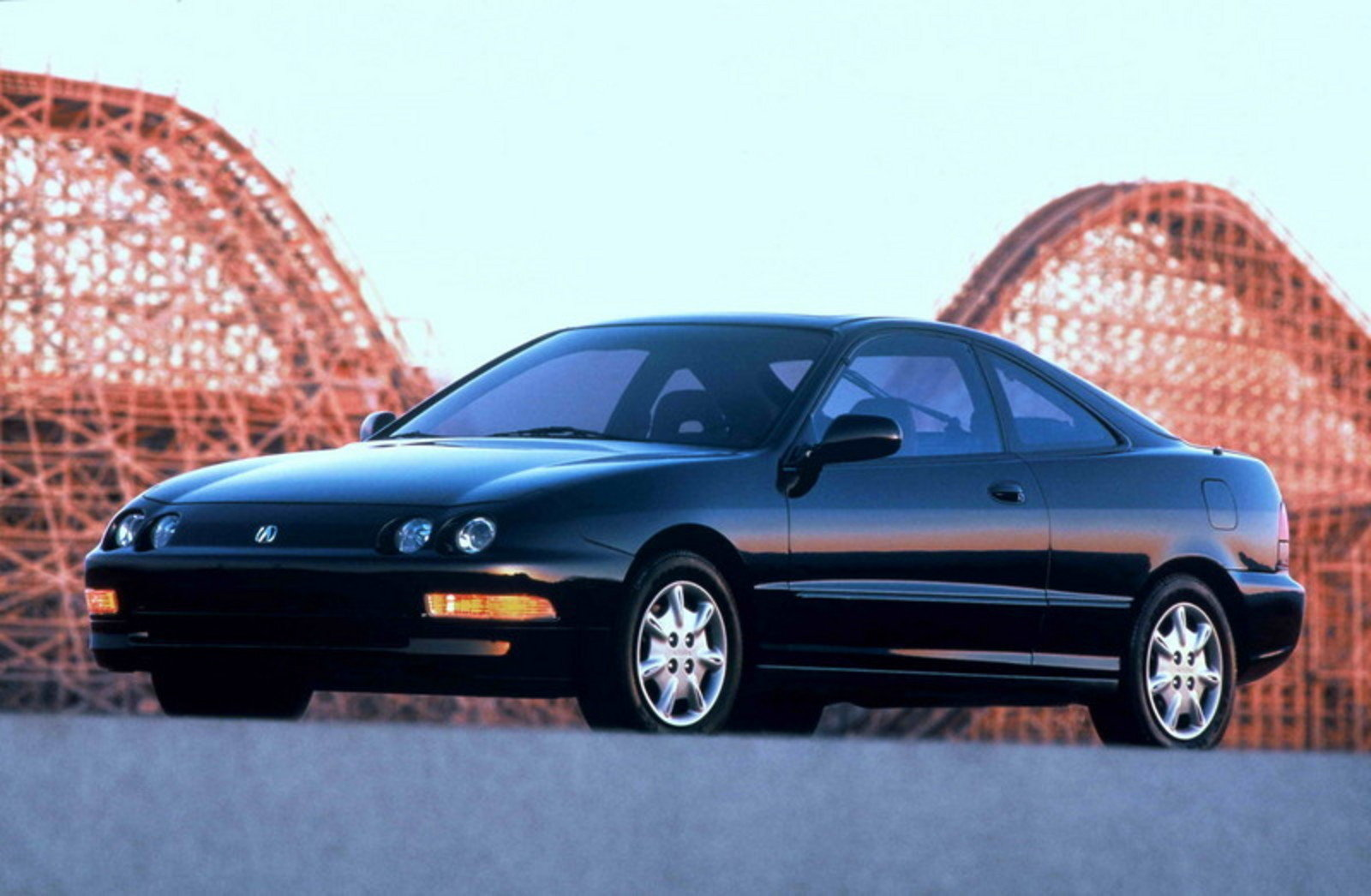 2001 Acura Integra History Review