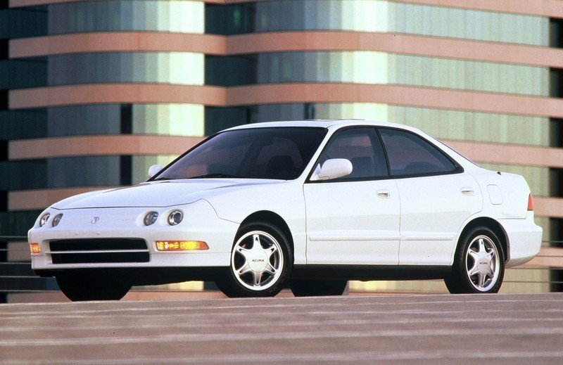 Acura Integra Could Get a Successor