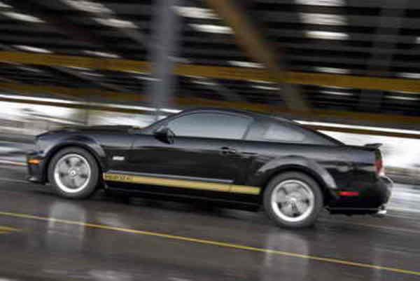 2006 ford mustang shelby gt h car review top speed. Black Bedroom Furniture Sets. Home Design Ideas