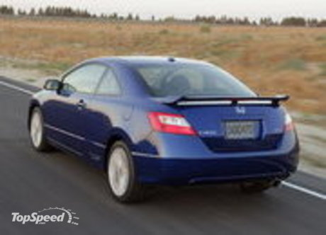 Honda Civic Si. The 2006 Civic represents an extreme transformation of