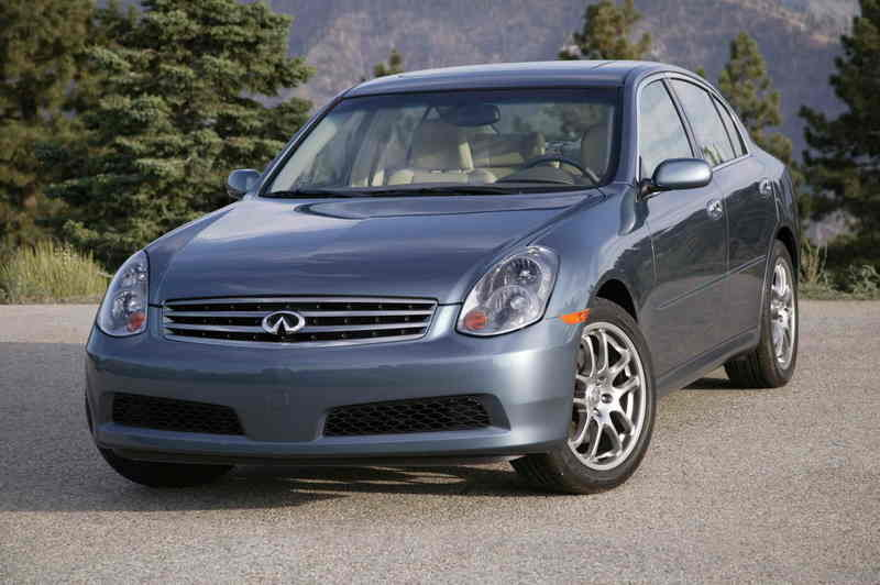 Infiniti G35 Reviews Specs Prices Photos And Videos Top Speed
