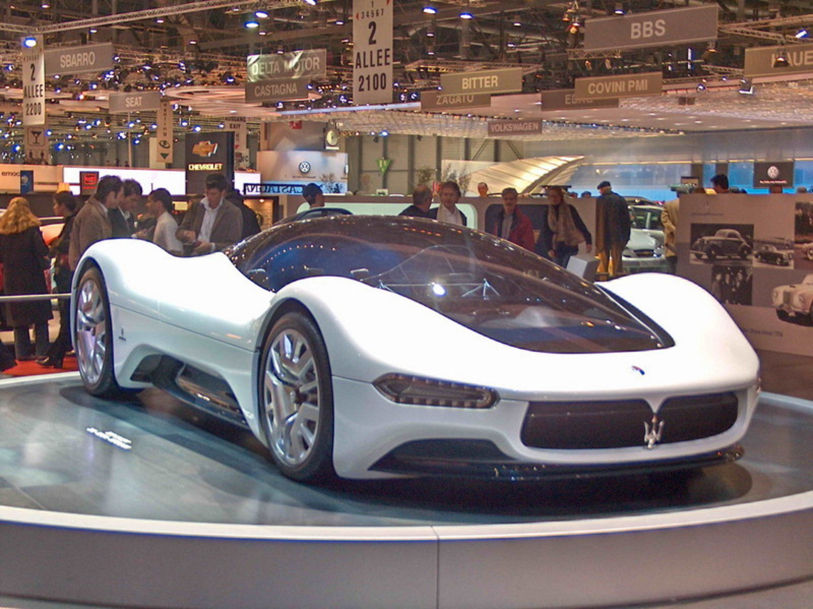 2006 Maserati Birdcage Review Top Speed
