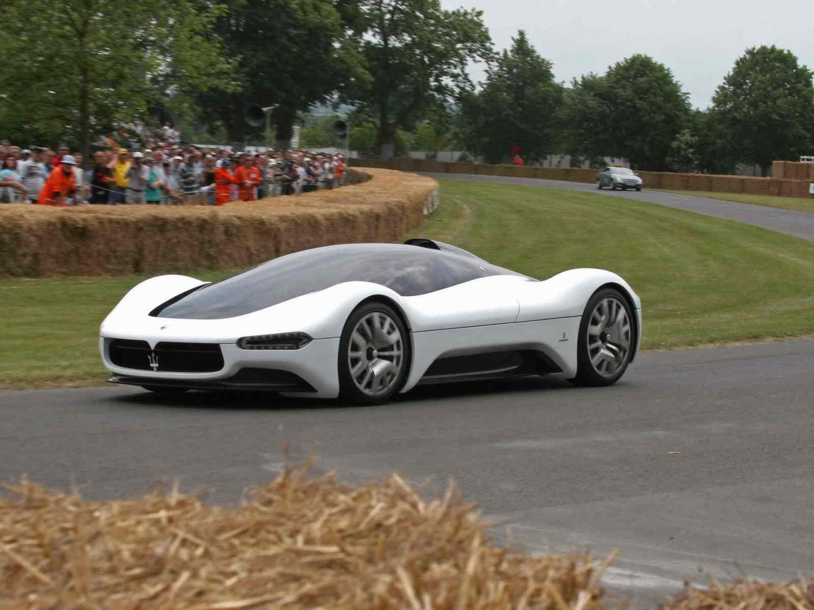 2006 Maserati Birdcage Picture 55818 Car Review Top