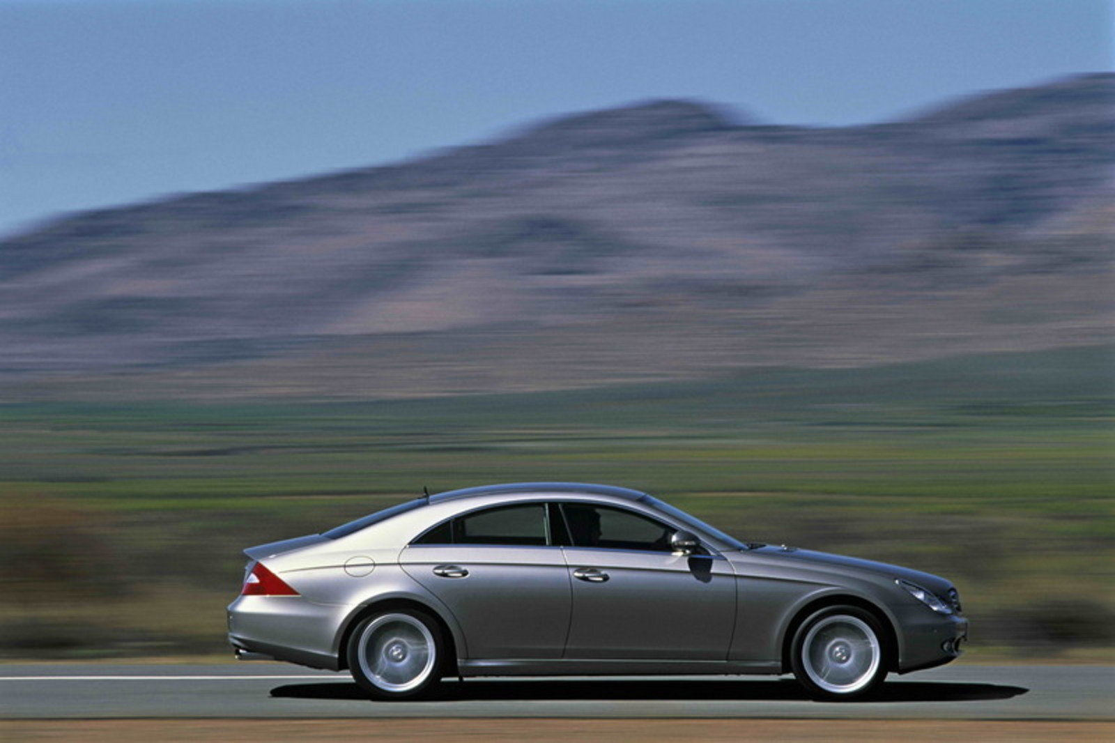 2006 mercedes cls 500 picture 56482 car review top speed. Black Bedroom Furniture Sets. Home Design Ideas