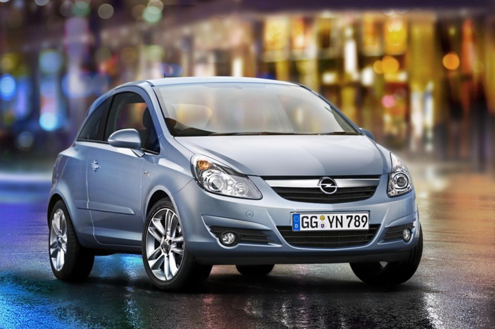 2006 opel corsa review top speed. Black Bedroom Furniture Sets. Home Design Ideas