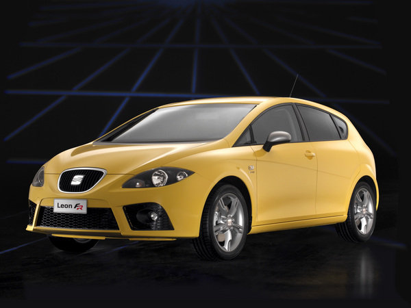 2006 seat leon fr car review top speed. Black Bedroom Furniture Sets. Home Design Ideas