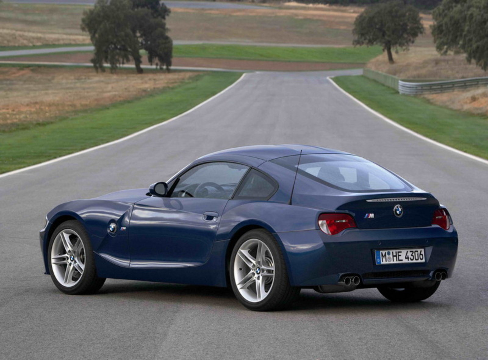 2007 Bmw Z4 M Coupe Picture 64639 Car Review Top Speed