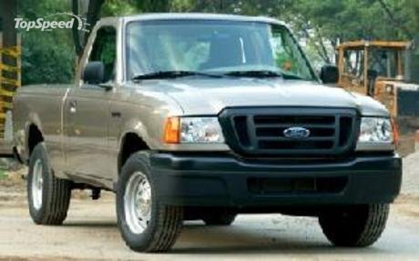 2007 ford ranger allready in production