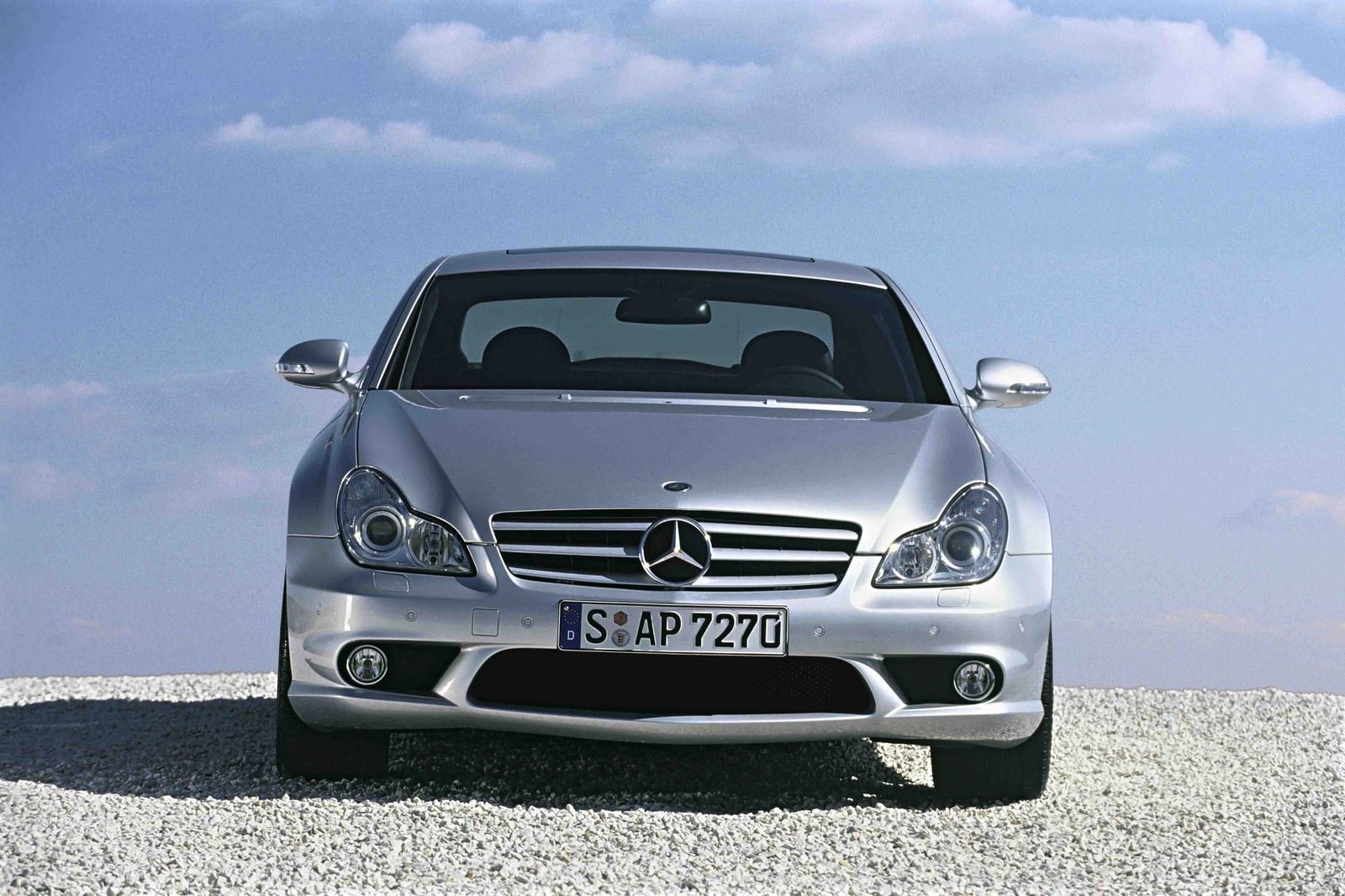 2007 mercedes cls class review top speed. Black Bedroom Furniture Sets. Home Design Ideas
