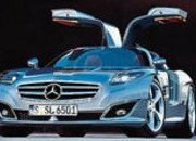 Mercedes SL Gullwing