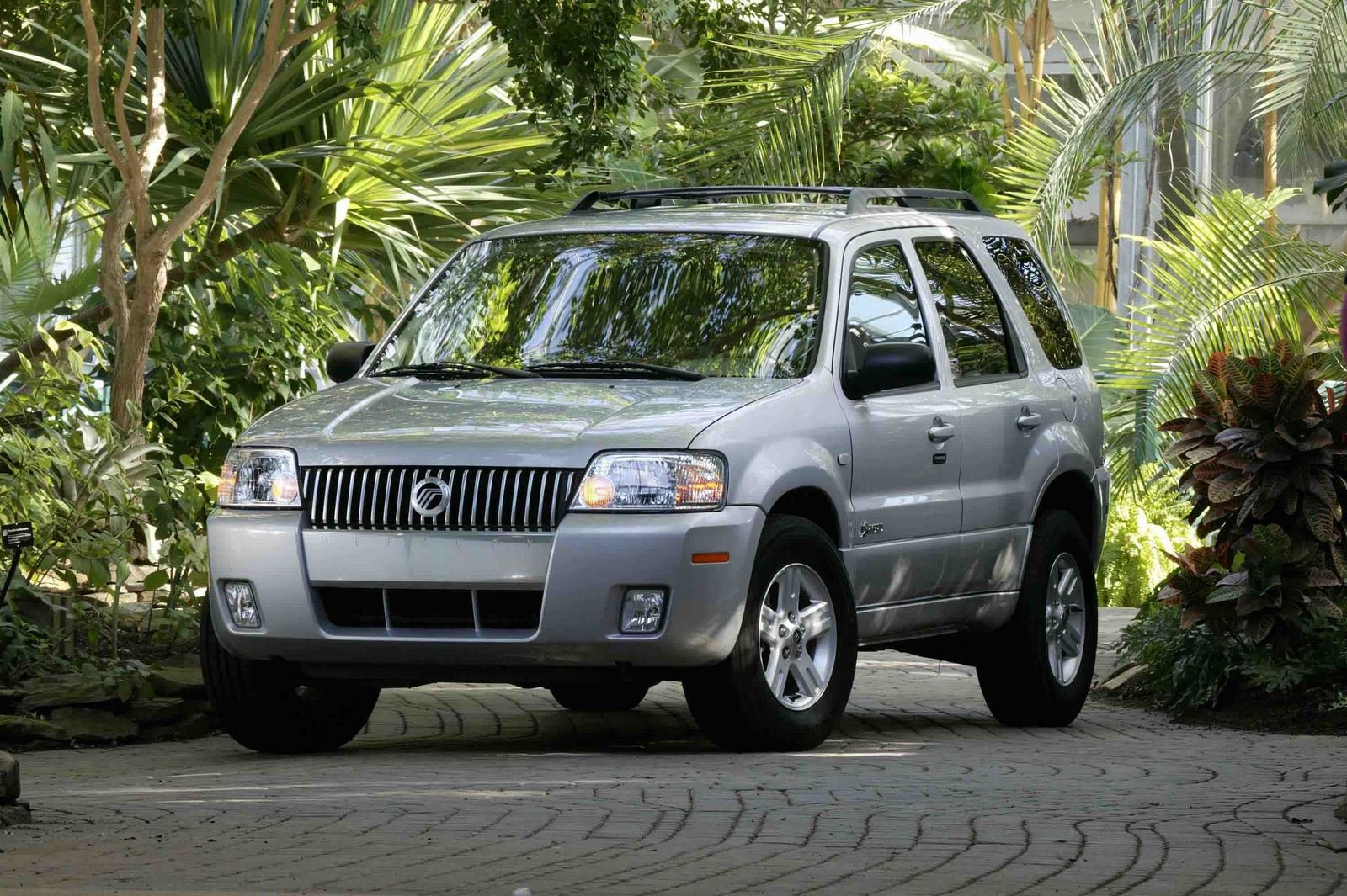 Mariner Car: 2007 Mercury Mariner Hybrid Review